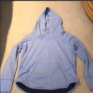 Lululemon hoody powder blue 8